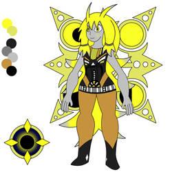 COM:Eclipse Ring Diamond: by ARTgazer12
