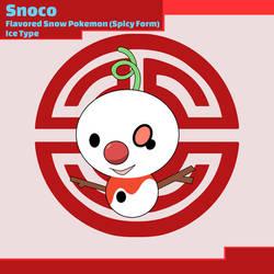 Zonguo Region: Snoco (Spicy Form)