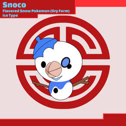 Zonguo Region: Snoco (Dry Form)