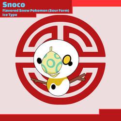 Zonguo Region: Snoco (Sour Form)
