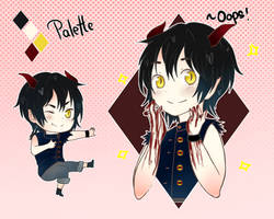 .:.{Cute demon Adoptable -CLOSED-}.:. by Drakyblack