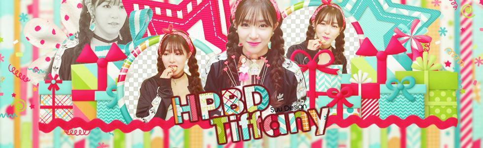[PSD] Share PSD Tiffany Cover by Suu2k4