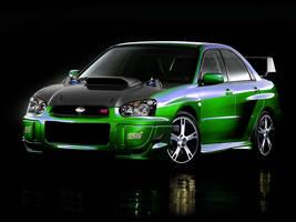 Subaru Virtual Tuning by Zero1122