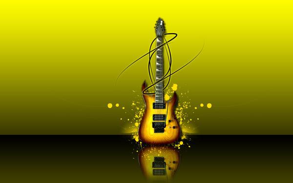 Guitar by Zero1122