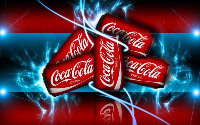 coca cola wallpaper by zero1122 on deviantart