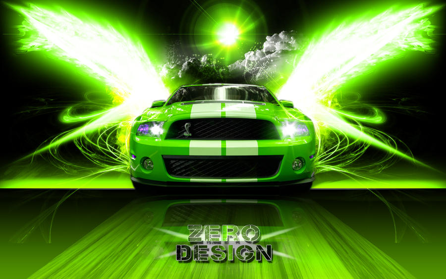 Shelby Ford Trucks >> Shelby GT500 Mustang Wallpaper by Zero1122 on DeviantArt