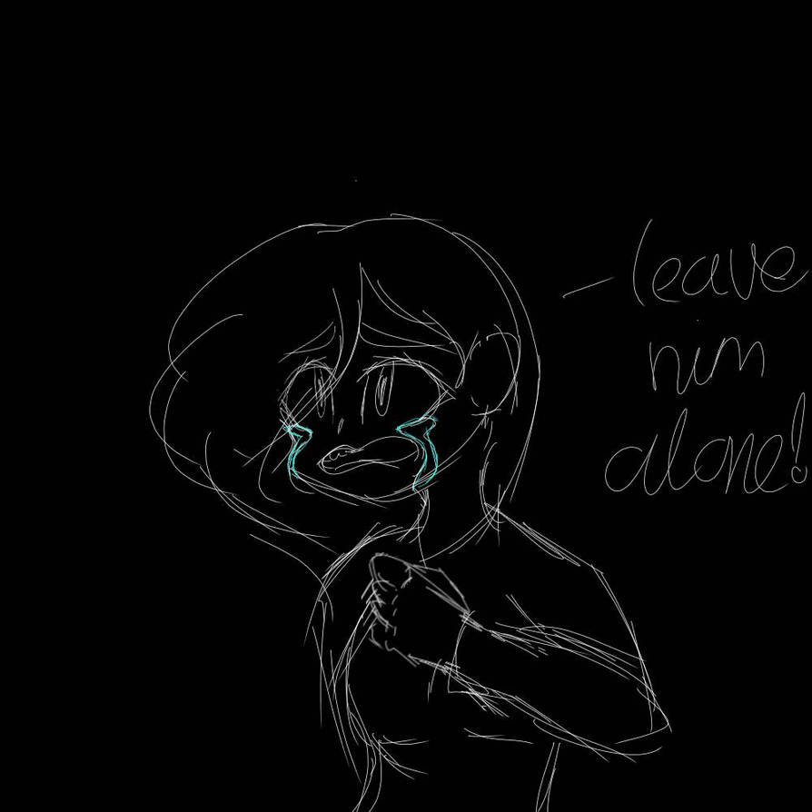 [V] Leave him alone!  by itsfbi