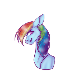 Rainbow dash by itsfbi