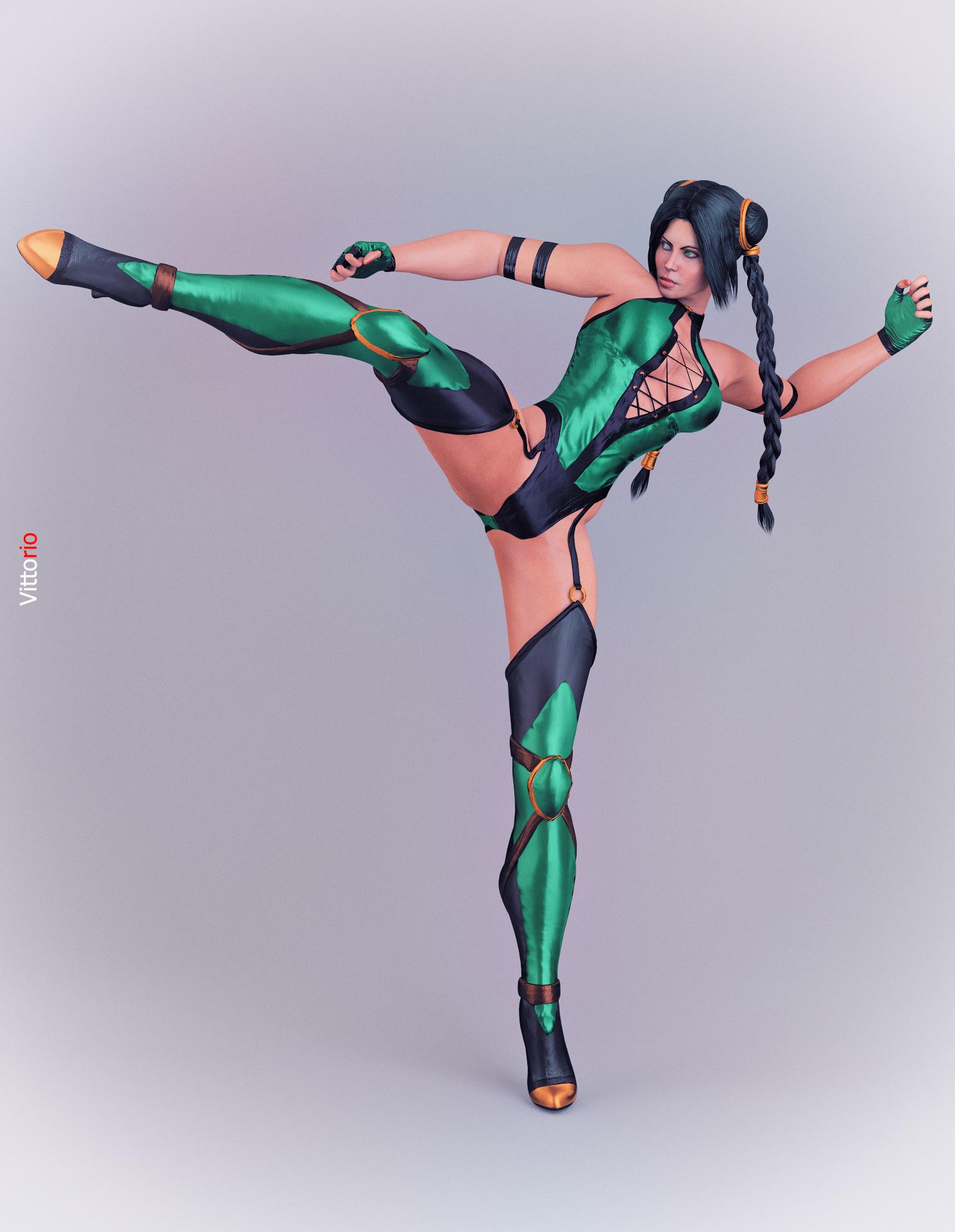 MK Legacy Jade by Esau13 on deviantART | Jade mortal