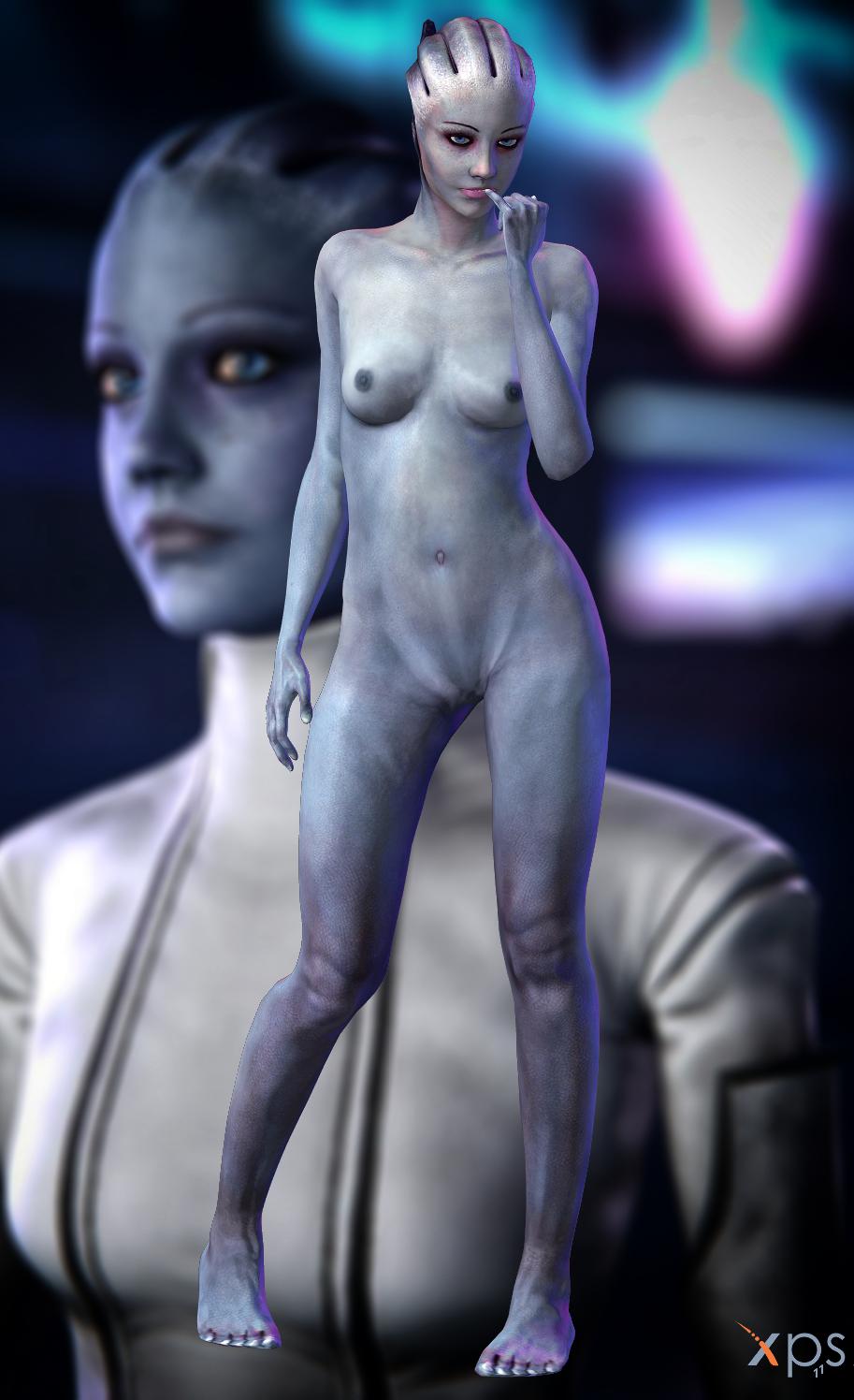 Liara t soni nude