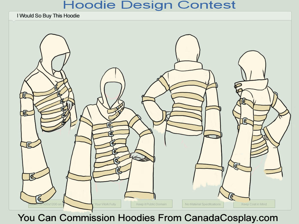 I would buy this hoodie2 by FatNerdFactory on DeviantArt