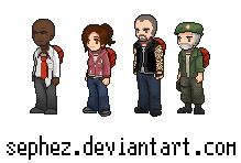 l4d survivors  . by Sephez