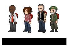 l4d survivors  . by Sephez