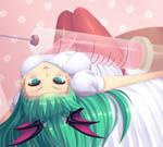 Nurse Morrigan by PuddingPlushiePalace