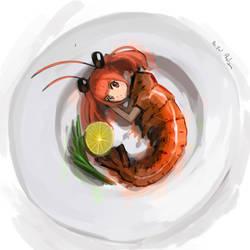 Crustacean by Ateliz