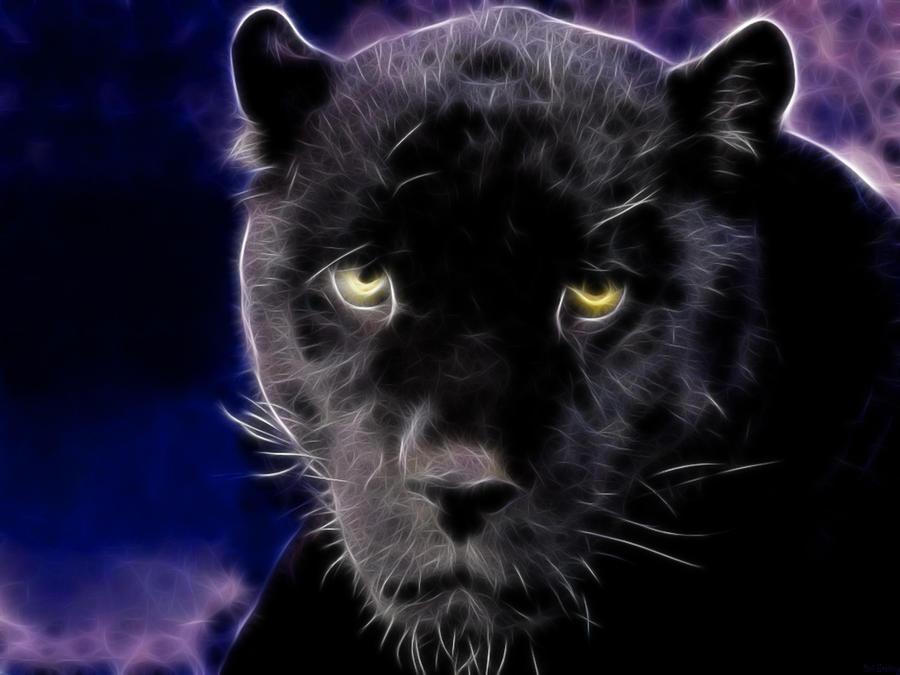 Black Panther By Portela On Deviantart: Black Panther By Billstelling On DeviantArt