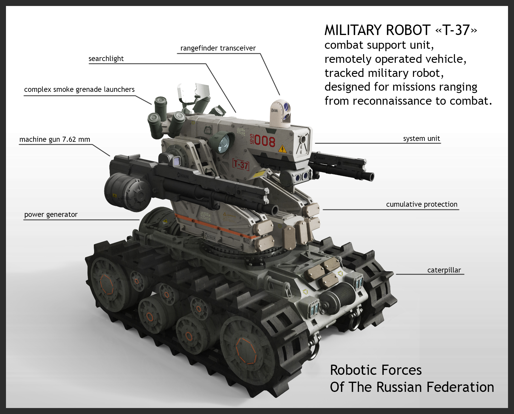 Robots in the Military