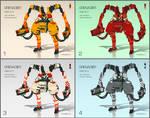 Robot Grenadier
