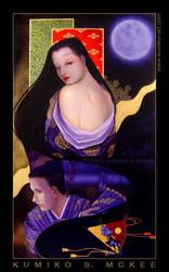 Lady of Oborozukiyo by Kumiko-McKee