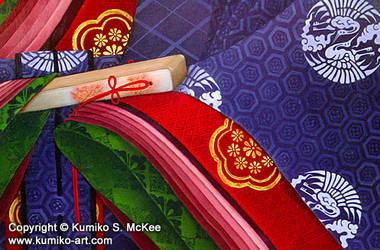 Genji's Daughter - Details by Kumiko-McKee