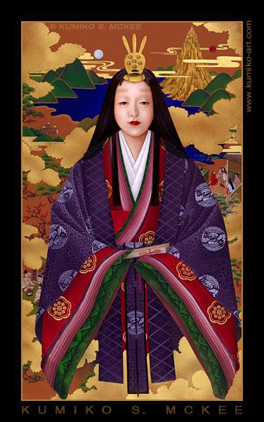 Genji's Daughter by Kumiko-McKee
