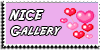 Stamp   Nice Gallery  Pink  By Shistock-d7r1fnd by rainbowscriber