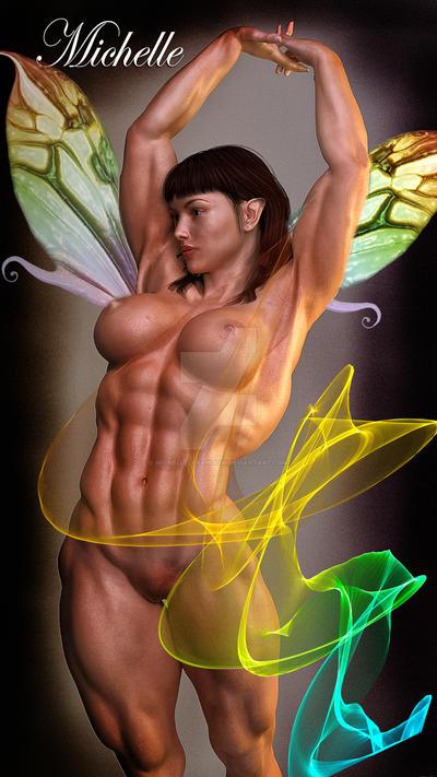 Michelle le Rainbow's Art by MichelleLeRainbow