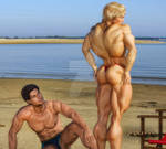 Married to Muscle_ Beach Bum