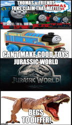 They CAN make good toys!!!