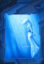 Underwater Princess by krukof2