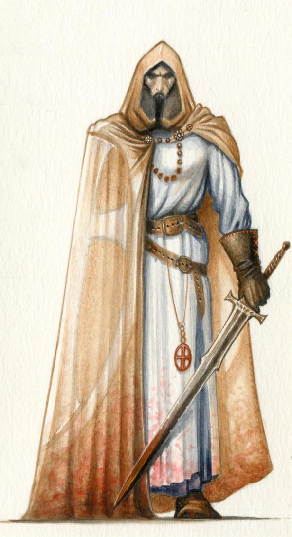 Inquisitor by krukof2