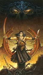 Conan by krukof2
