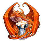 Fantasy Pub dragon