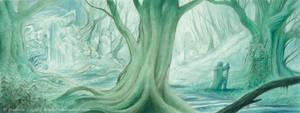 Broceliande Forest