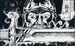 The Sword .... by krukof2