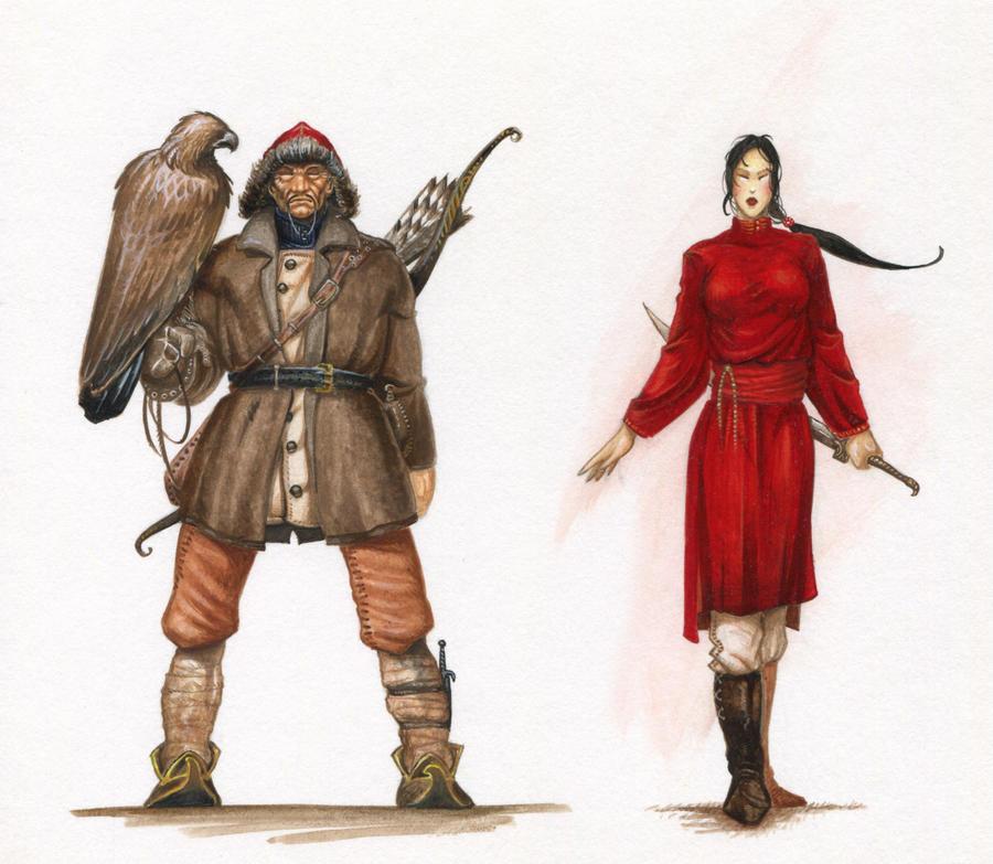 Nomads by krukof2