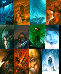 A Game of Thrones covers . ASOIAF