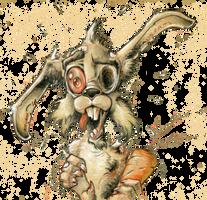 Dangerous Rabbit ?!... by krukof2