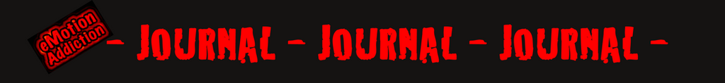 Titre Journal E-motion-addiction by krukof2