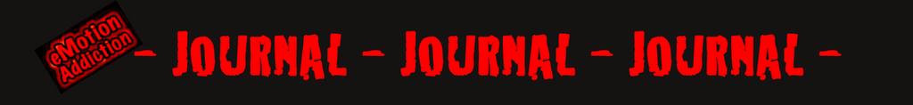 Titre Journal E-motion-addiction by krukof2