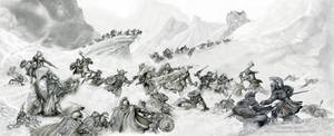 The Battle of Nadhas - commission