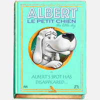 Albert Le Petit Chien Episode1