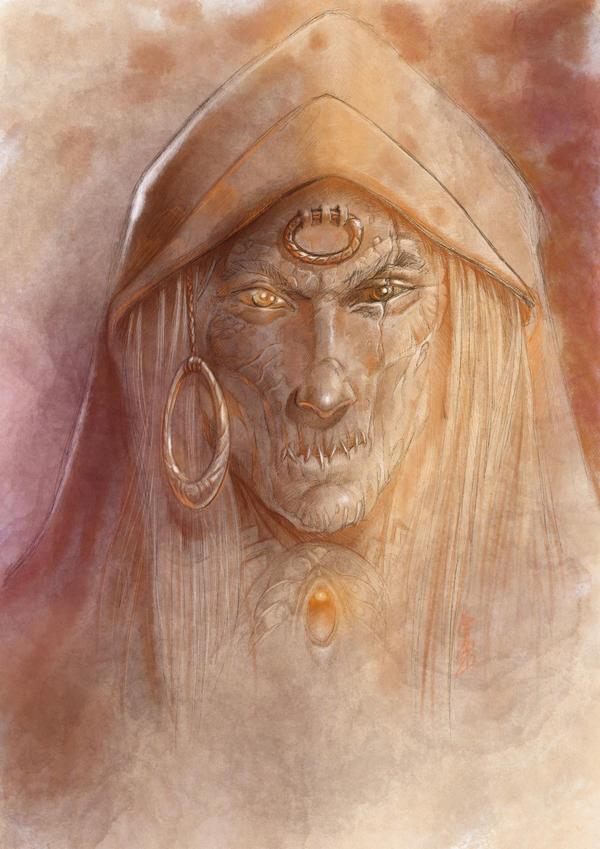 mute shaman
