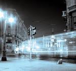 Electric Night-ghosTrainRide