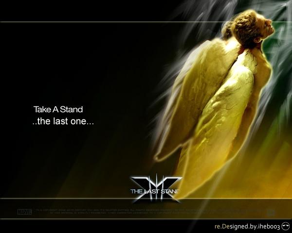 Xmen Angel by iheb003