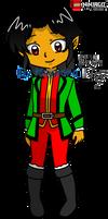 Ninjago OC kid Ney