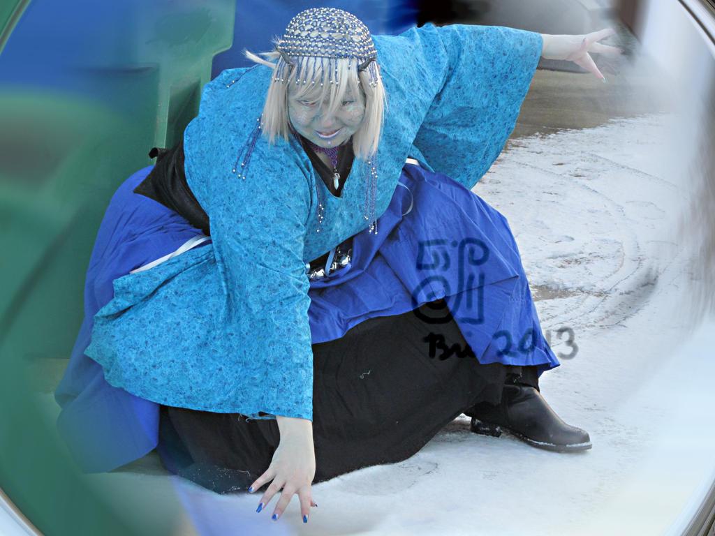 Frost Spell by FantasyBri