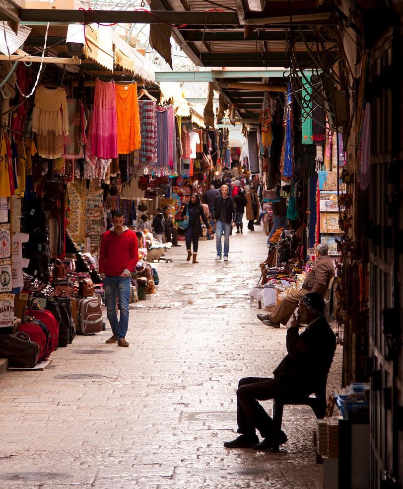 Jerusalem by Intrepidity87