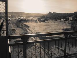 railway theme4 by MissLumikki
