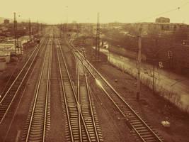 railway theme6 by MissLumikki